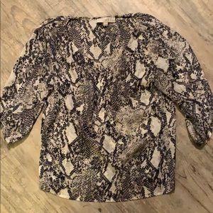 Loft Petite dress shirt